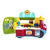 Chicco Food Truck 2 in 1, Colore Rosso, 00007416000000