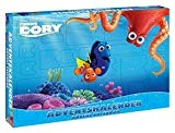 Craze 53974 – Calendario dell' Avvento Disney Pixar Finding Dory, colori assortiti, Multicolore