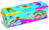 Dido' TRIS barattoli di pasta per giocare 220g nei colori perlati