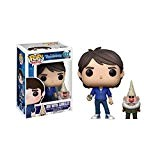 Funko Pop 14397 Trollhunters - Figurina Jim With Amulet Exclusive, 9 cm
