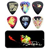 Jim Dunlop Jimi Hendrix Collector Series 12-Pack TinsGypsys Heavy