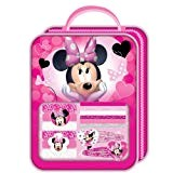Joy Toy 71263 Minnie Sep - Accessori per capelli in valigetta, motivo: Minnie