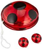 Rubie's Miraculous Ladybug 32930 Yo-Yo più e orecchini